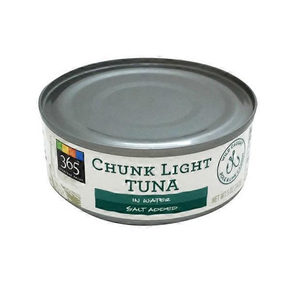 Chunk Light Tuna