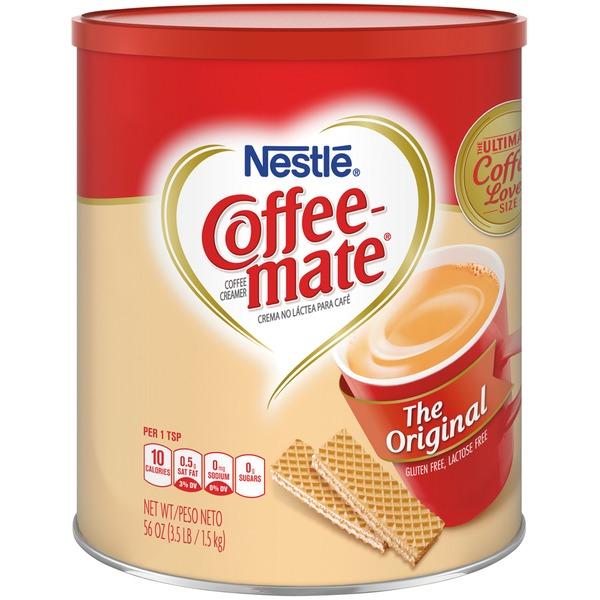 Powder 10 Larger Coffee Coffee Or Mate 2 Nestle Liquid Oz Or Creamer