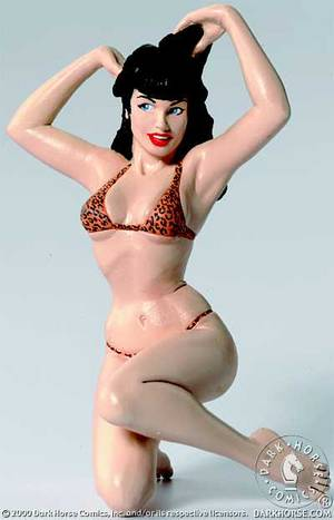 bettie page color # 30