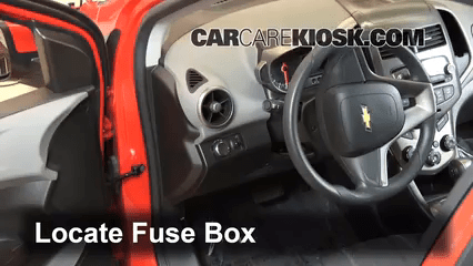 Fuse Interior Part 1?resize\\\=450300 2014 chevrolet sonic fuse box electrical wiring diagrams