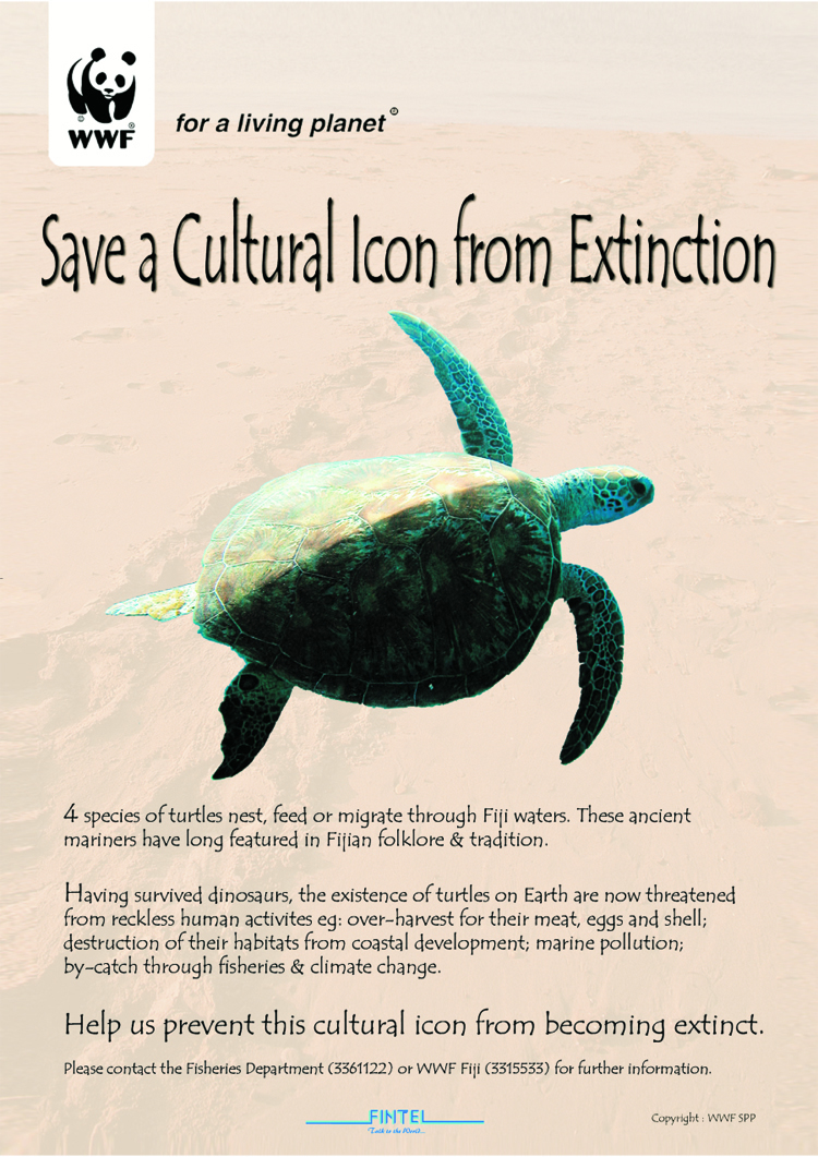 Save A Cultural Icon From Extinction Wwf