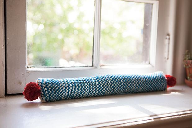 Pongo Draft Stopper Knitting Patterns And Crochet