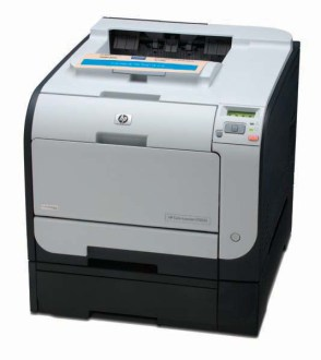 HP CP2025X Color LaserJet Printer RECONDITIONED   Copyfaxes HP CP2025X Color LaserJet Printer RECONDITIONED