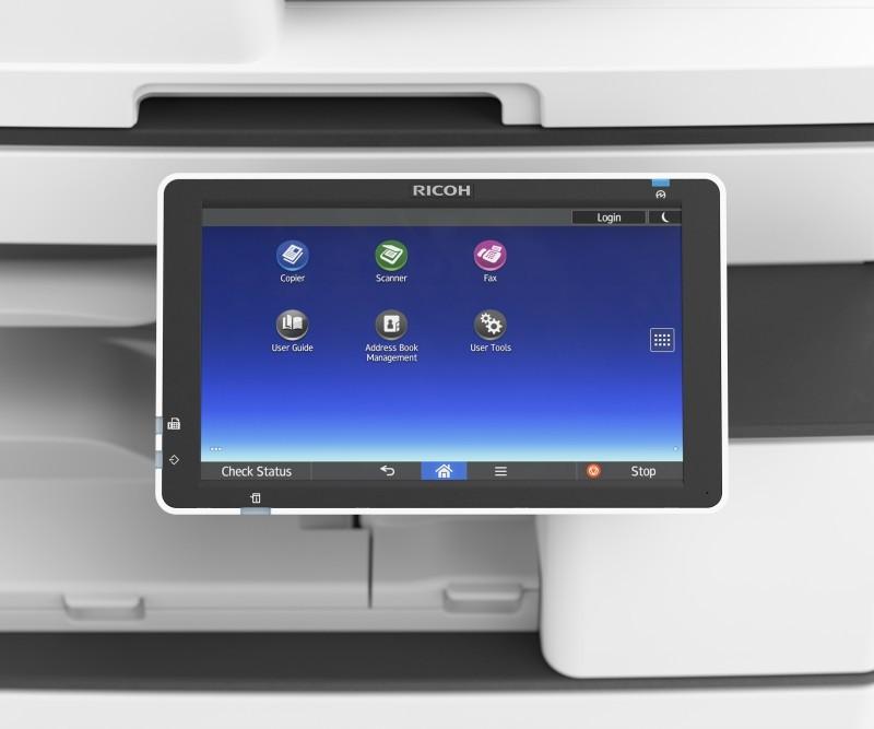 Ricoh Mp 3055sp B Amp W Multifunction Printer Copyfaxes