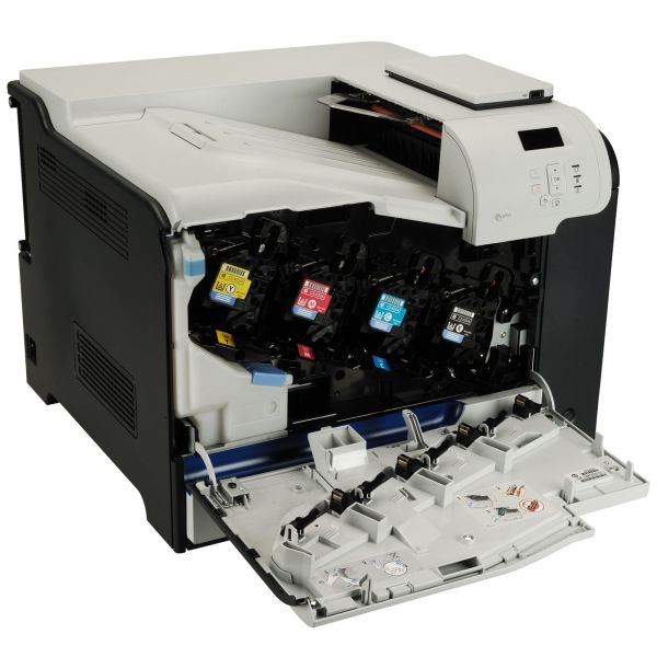 HP M551DN Color Laserjet Printer RECONDITIONED   CopyFaxes HP M551DN Color Laserjet Printer RECONDITIONED