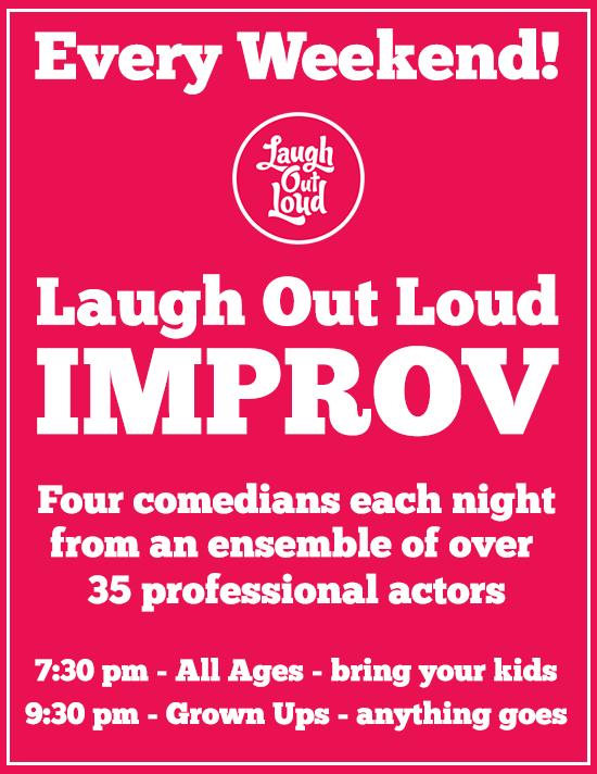 Laugh Out Loud Improv
