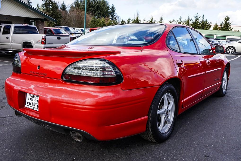 2000 Prix Pontiac Wiki Grand