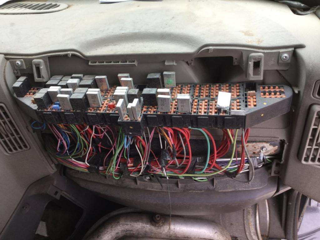 2014 International Prostar 2012 Fuse Box