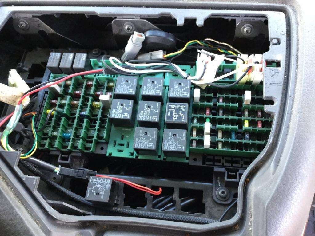 Wiring Diagram For 1998 Volvo S90 Fuse Box