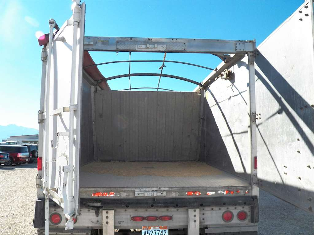 1990 Wilson Dwch 100 Hopper Grain Trailer For Sale