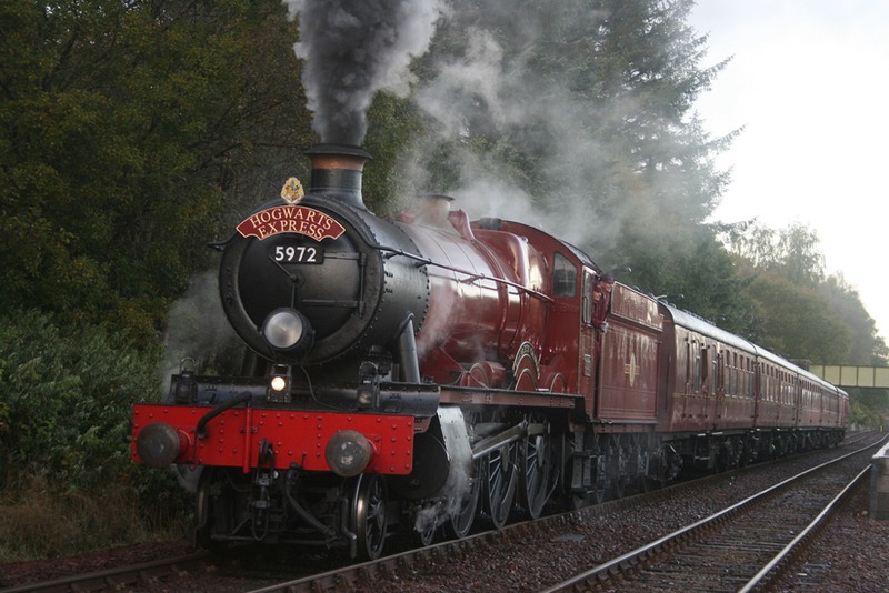 The Harry Potter Hogwarts Express (aka The Jacobite Steam ...