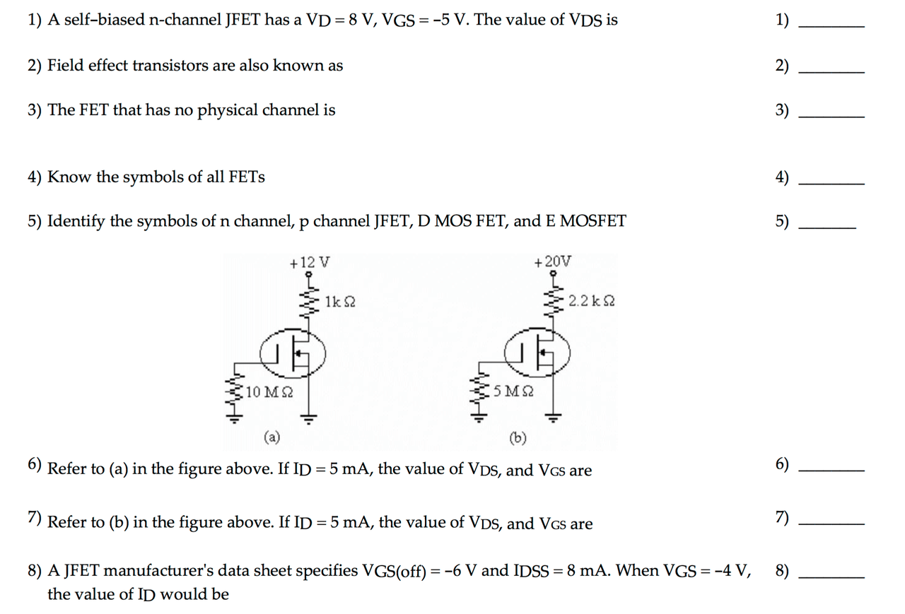 N Channel Mos Fet Data Sheet Mosfetcircuitsymbols