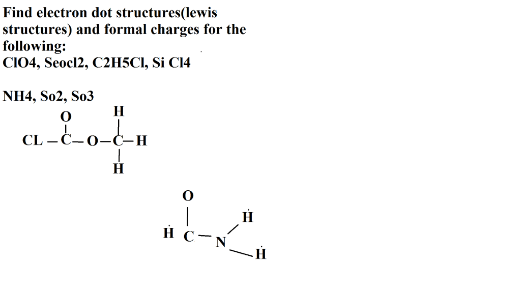 so4 2-lewis structure with formal charges - 1024×576