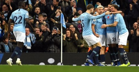 At Least Man City Are Putting The Dirty Cash To Good Use... - Football365