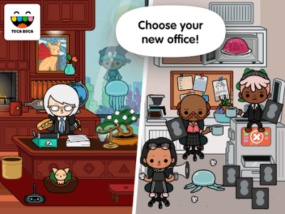 Toca Life  Office   by Toca Boca   Education Category   21 Features     Toca Life  Office