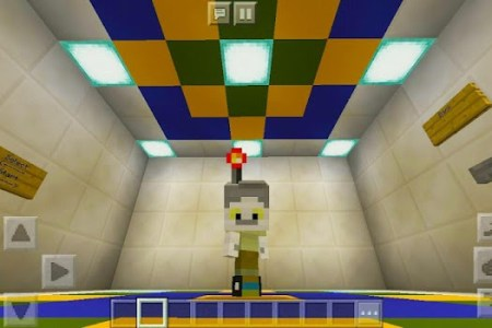 Interior Minecraft Space Skins K Pictures K Pictures Full HQ - Skin para minecraft pe vip