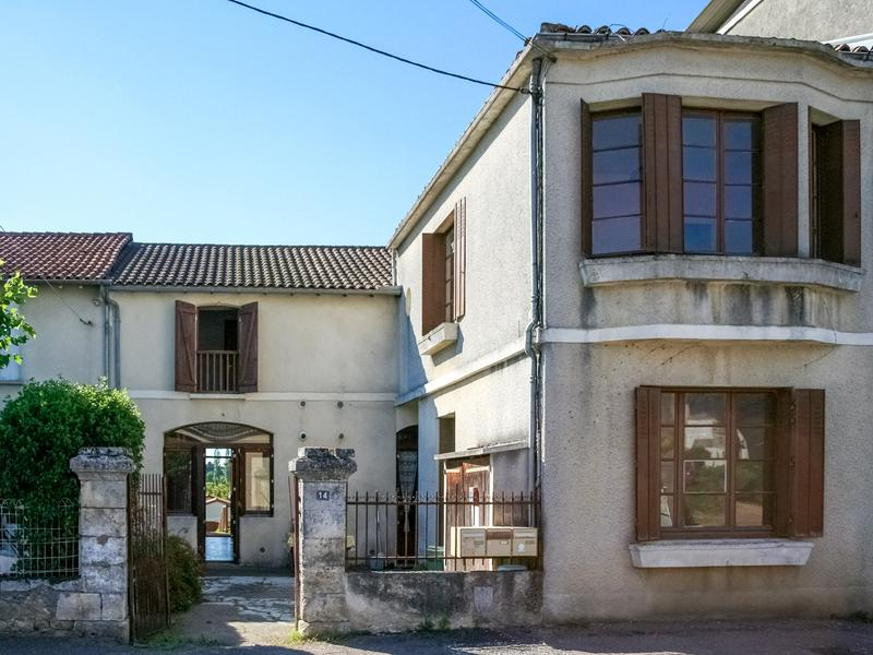 House for sale in THIVIERS - Dordogne - Three adjoining ...
