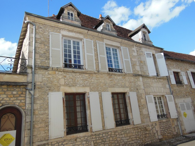 House for sale in ST SAVIN - Vienne - Two adjoining houses ...
