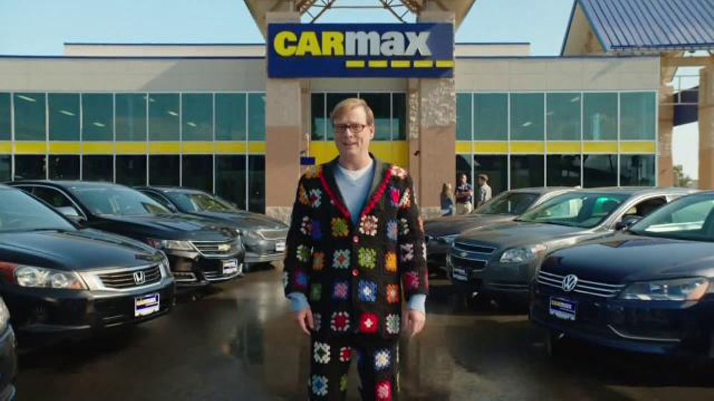 Carmax Tv Commercial No Obligations Featuring Andy Daly Ispot Tv