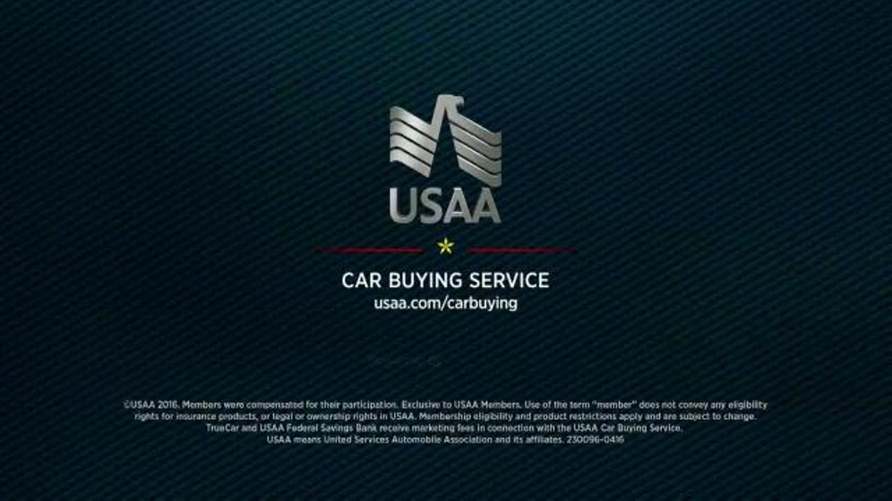 Usaa Car Buying Service Tv Commercial Stephanie S Ispot Tv