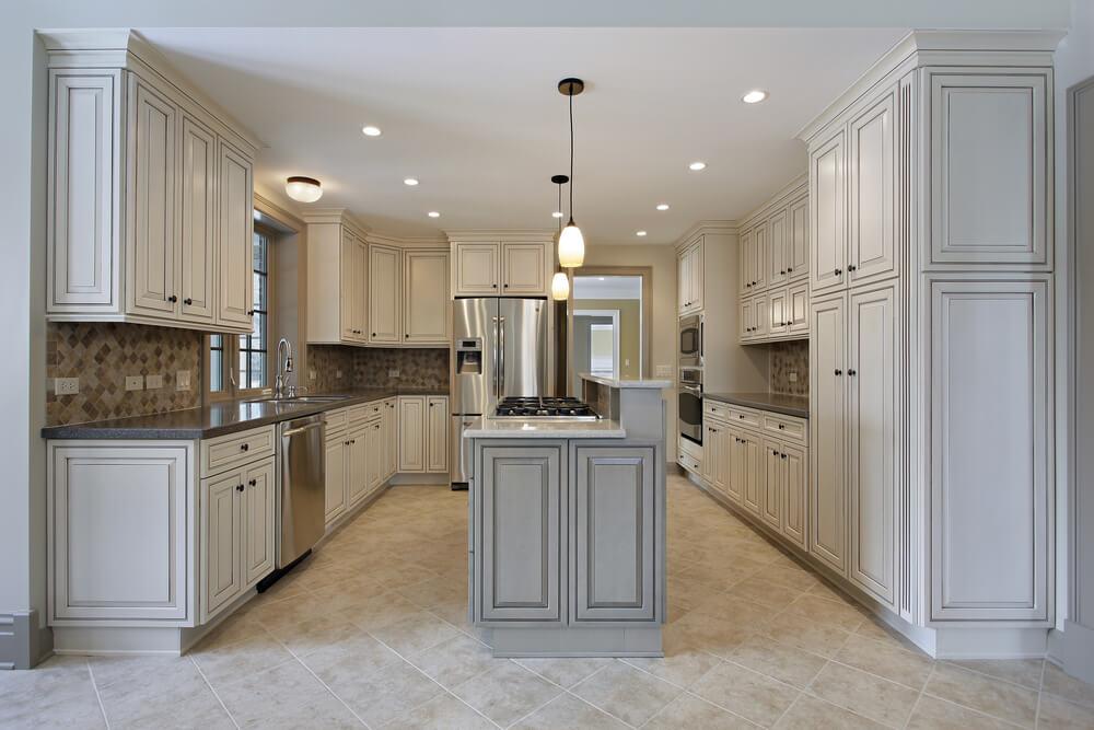 Galley Kitchen Designs Open Concept