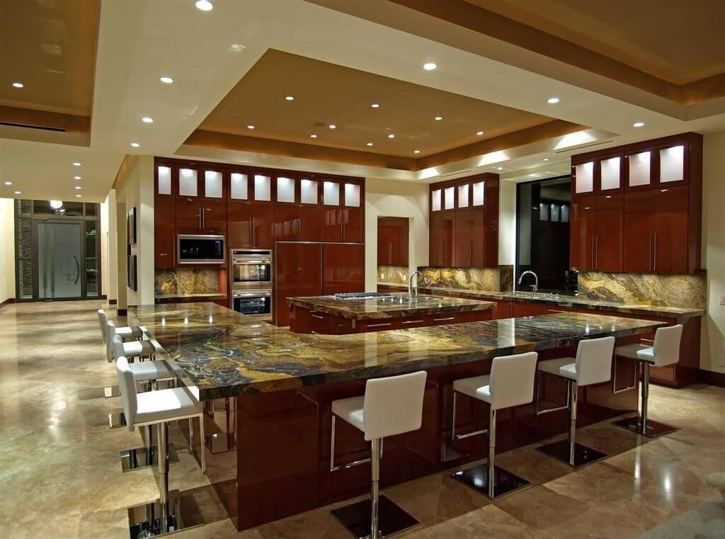 House Plans Large Kitchens And Great Rooms