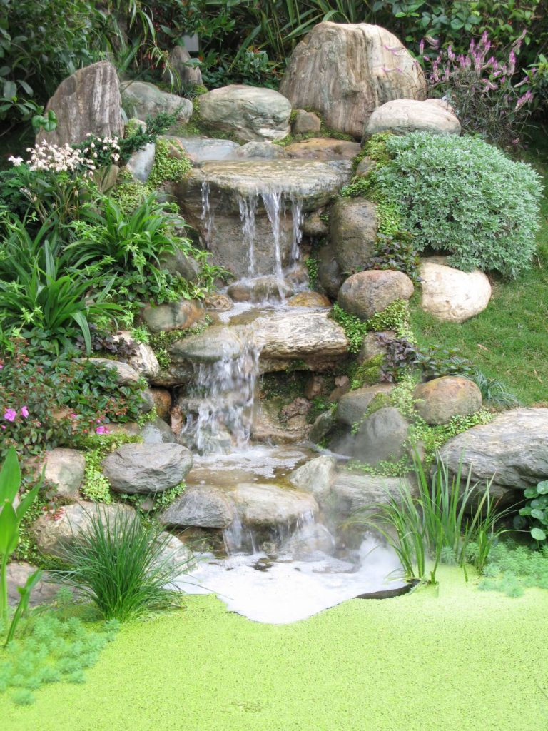 Large Garden Ideas