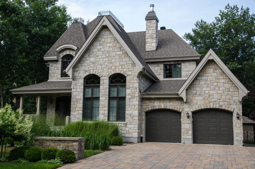 Siding Masonry Houses