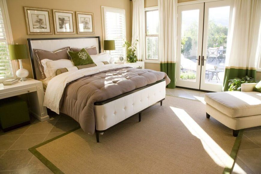 32 Exquisite Master Bedrooms with French Doors  PICTURES  Master bedroom with French doors