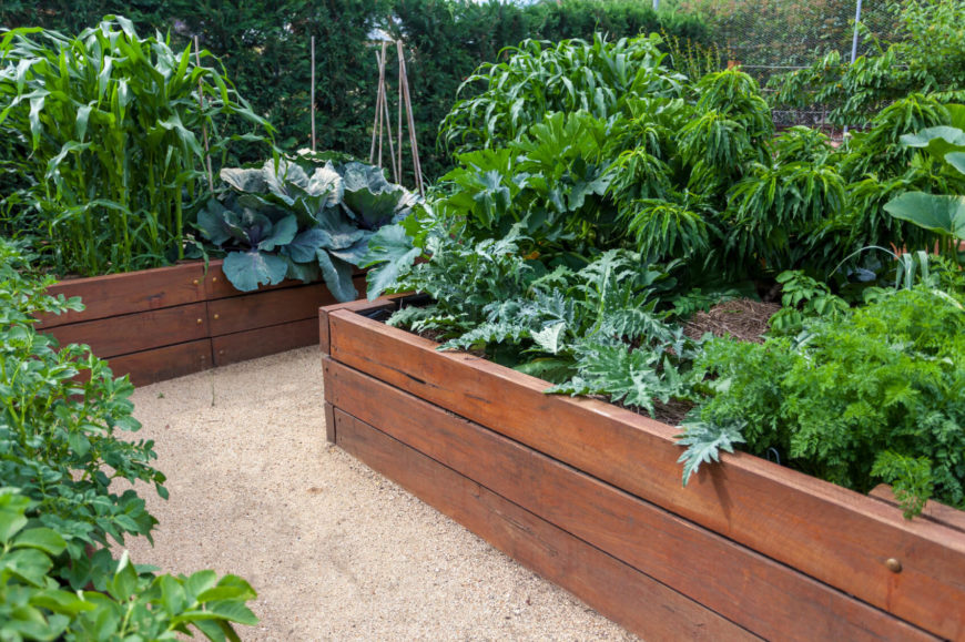 Diy Raised Garden Box Plans