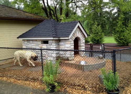 Backyard Stone Patio Ideas