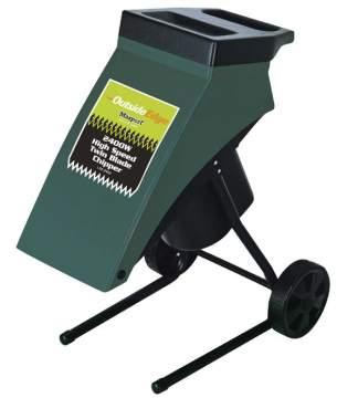 Electric Brush Chipper