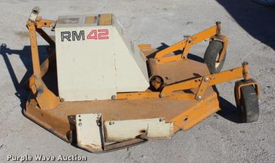 Woods Rotary Mower 42 | Wooden Thing