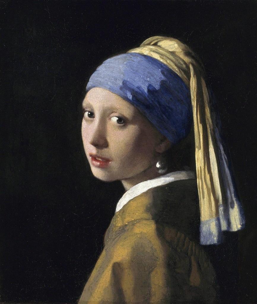 Vermeer Portrait Lighting