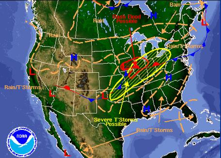 3C  Local Weather Stories june 10 weather map