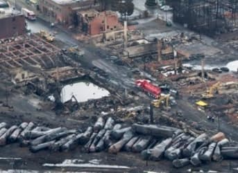 Criminal Charges Filed In Lac-Megantic Oil Train Disaster ...