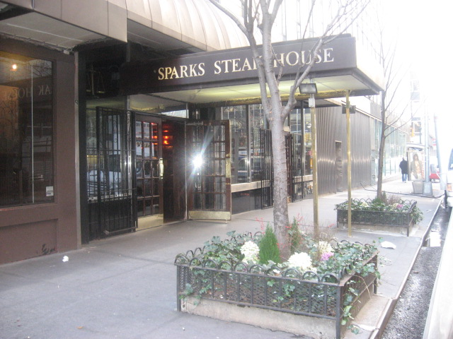 Steak Restaurant City London