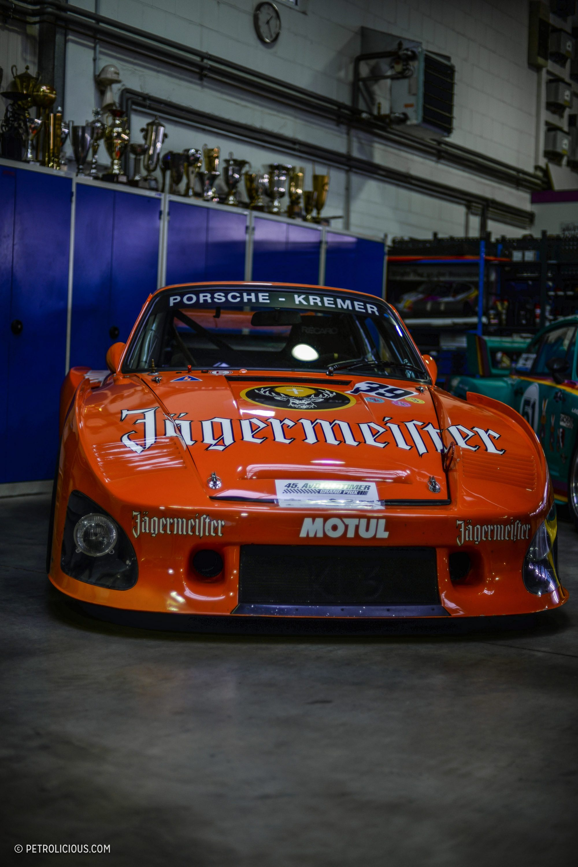 Visiting The Garage That Beat Porsche At Their Own Game
