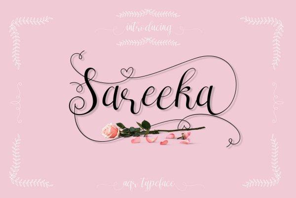 sweet pea schrift # 24