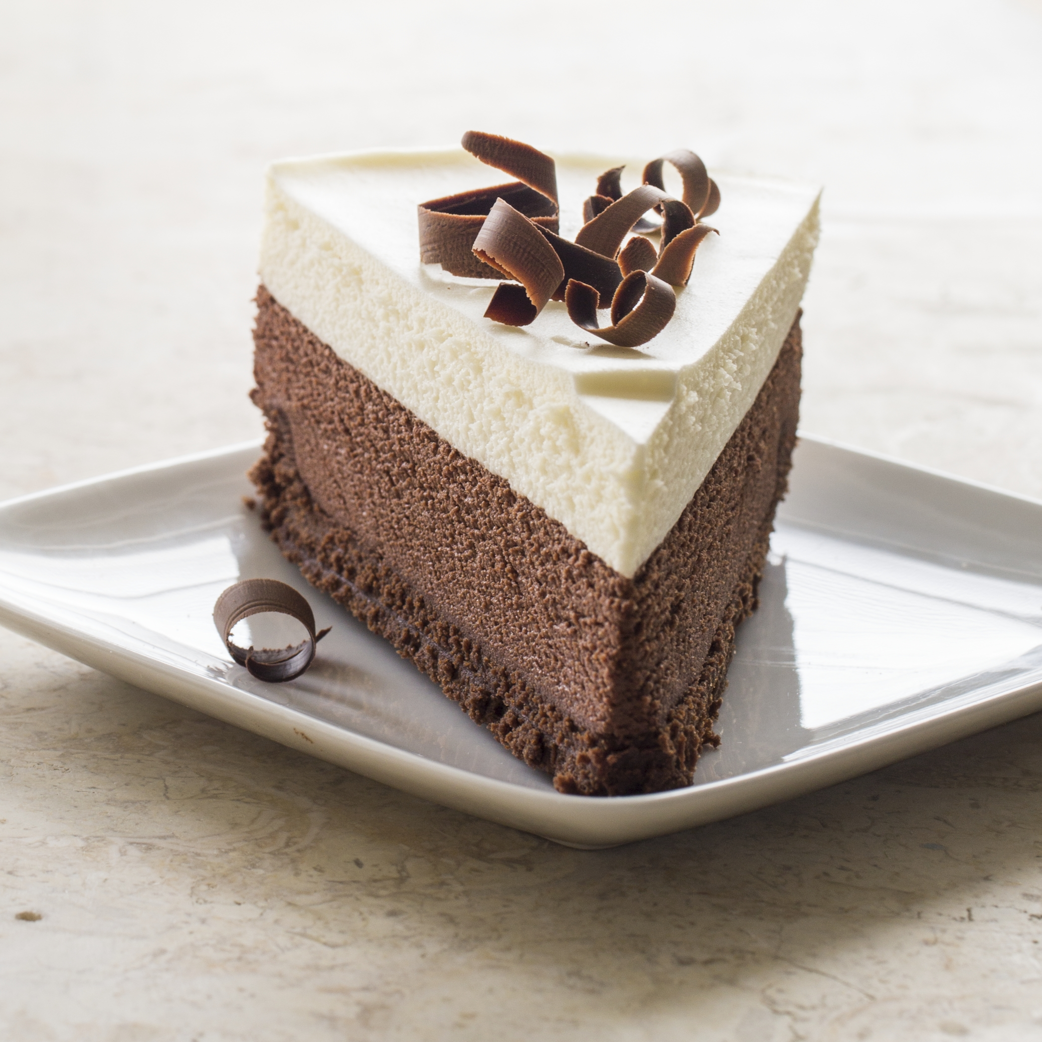 Triple Chocolate Mousse Cake America S Test Kitchen