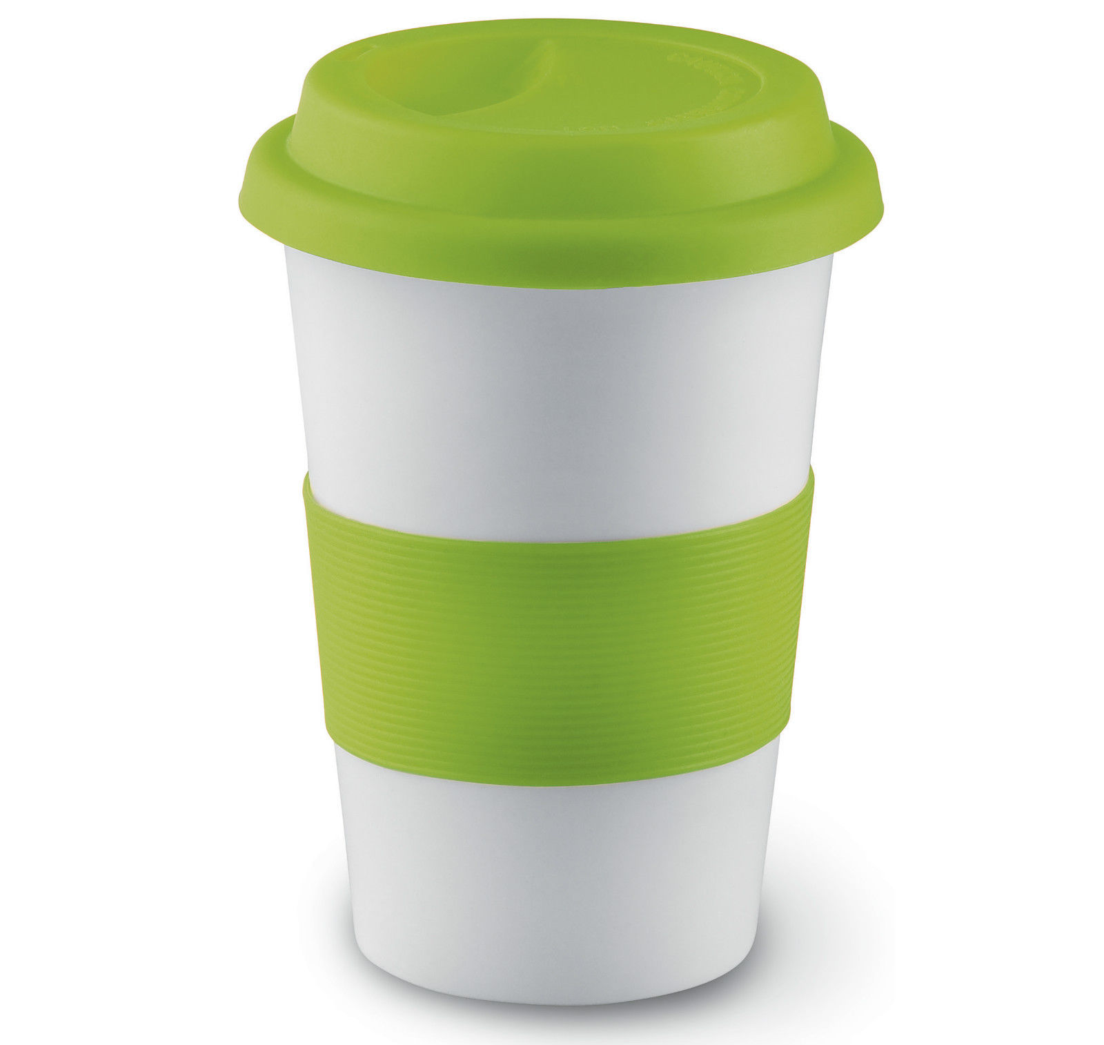 And Grip Travel Lid Ceramic Mug
