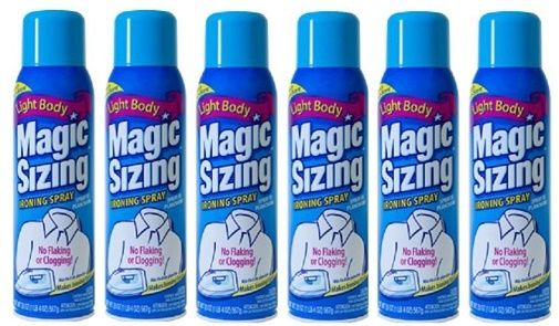 Magic Sizing Spray Starch