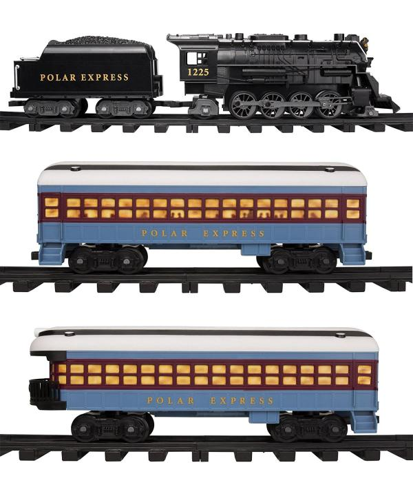 polar express lego train set # 30