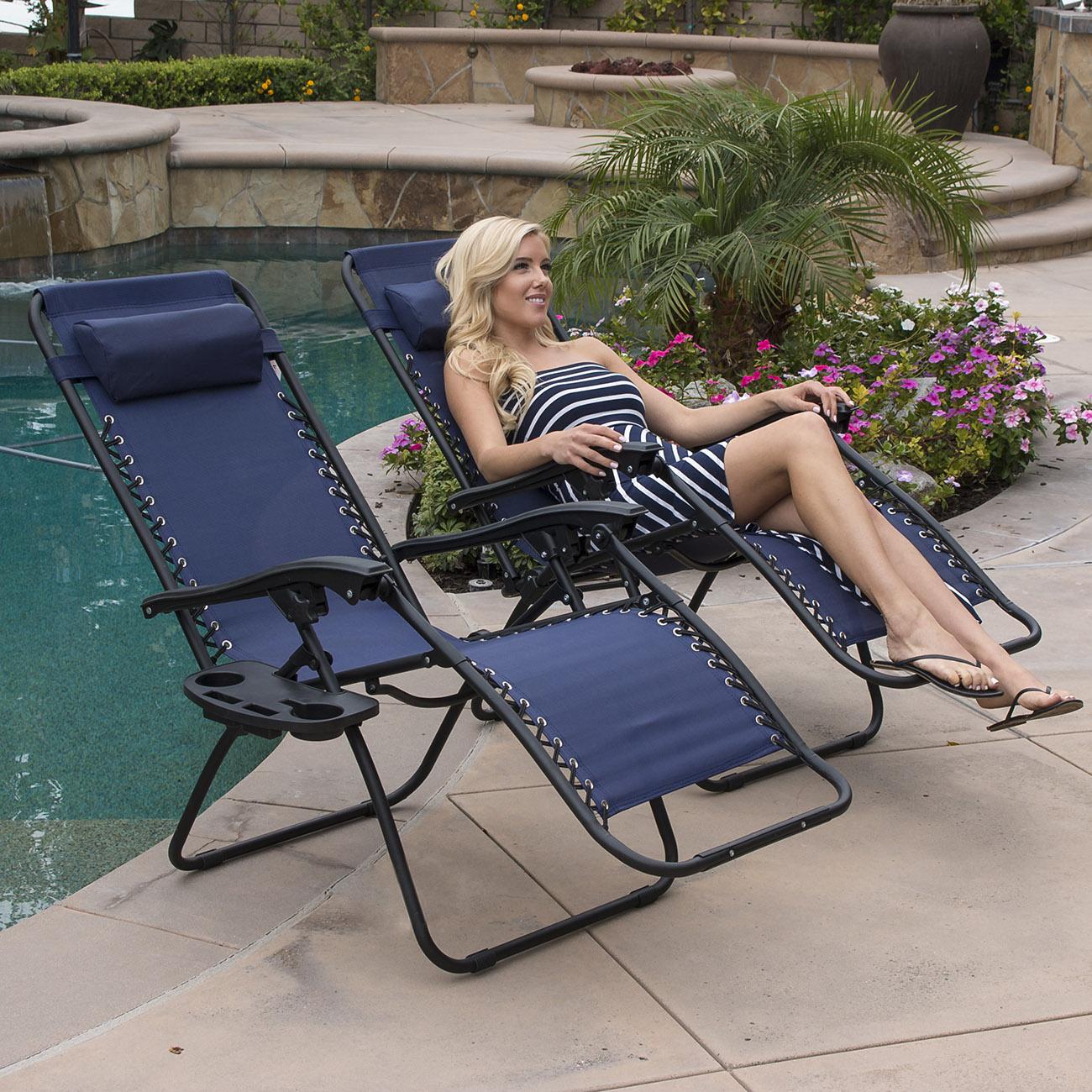 Outdoor Furniture Zero Gravity