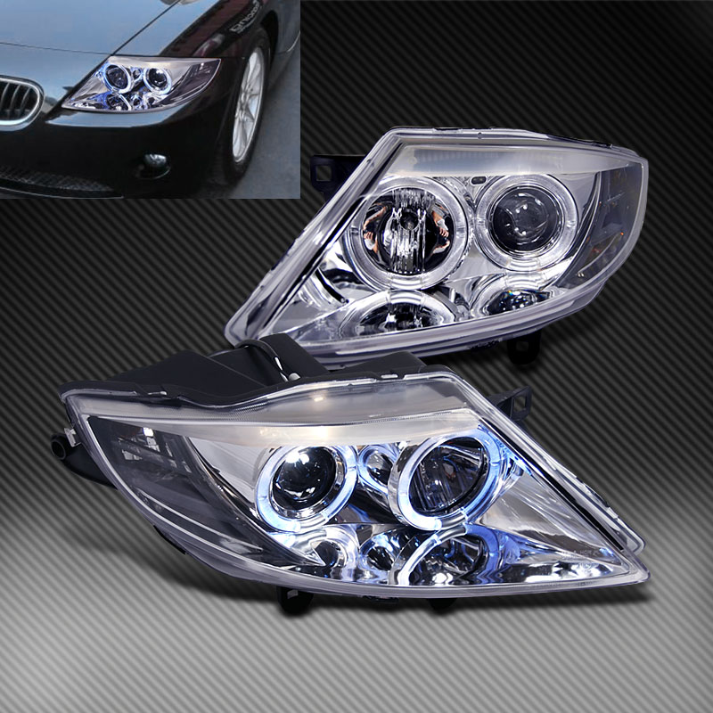 Bmw Z4 Angel Eye Lights