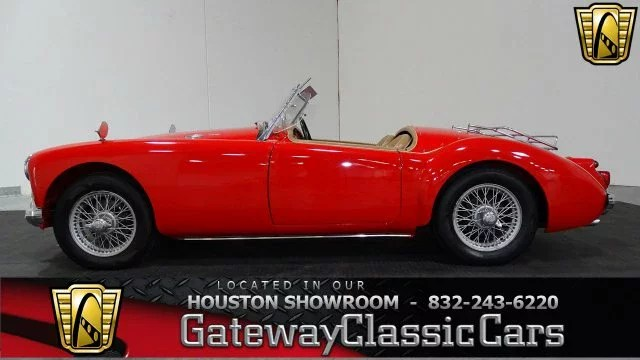 1961 MG MGA for sale near O Fallon  Illinois 62269   Classics on     1961 MG MGA for sale 100964789