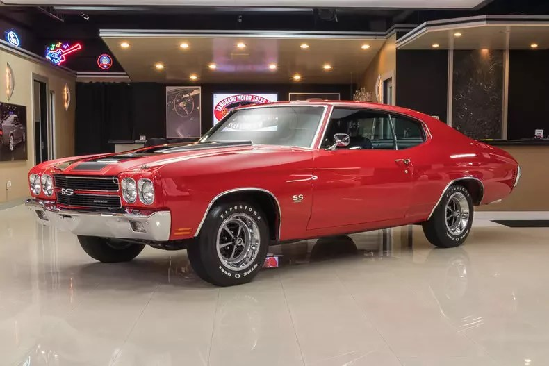 1970 Chevrolet Chevelle for sale near Plymouth  Michigan 48170     1970 Chevrolet Chevelle for sale 100903990