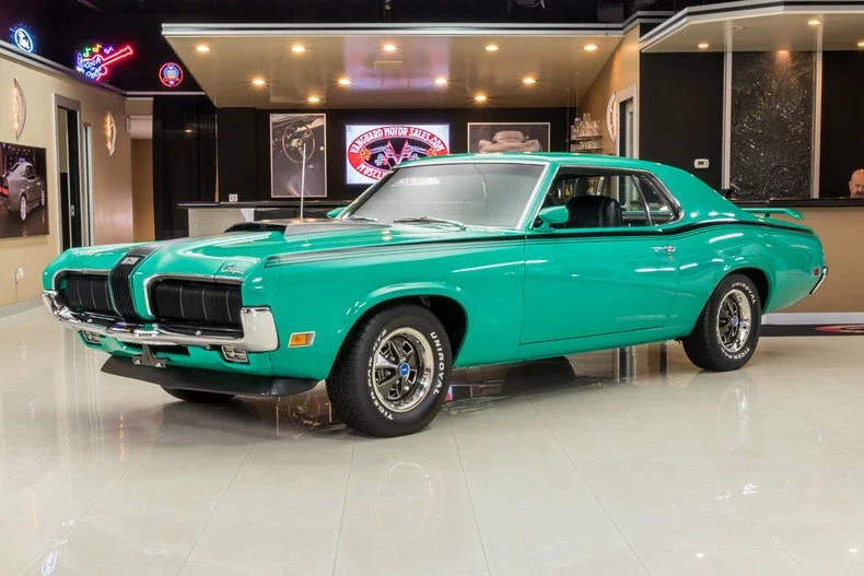 1970 Mercury Cougar for sale near Plymouth  Michigan 48170     1970 Mercury Cougar for sale 100872591