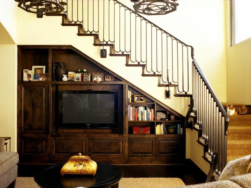 21 Genius Design Ideas For The Space Under Your Stairs   Interior Design Under Staircase   Ideas   Cupboard   Indoor Garden   Spiral Staircase   Shelves