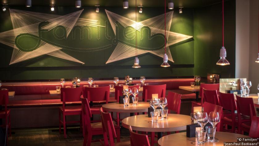 Familjen A Michelin Guide Restaurant In Sweden